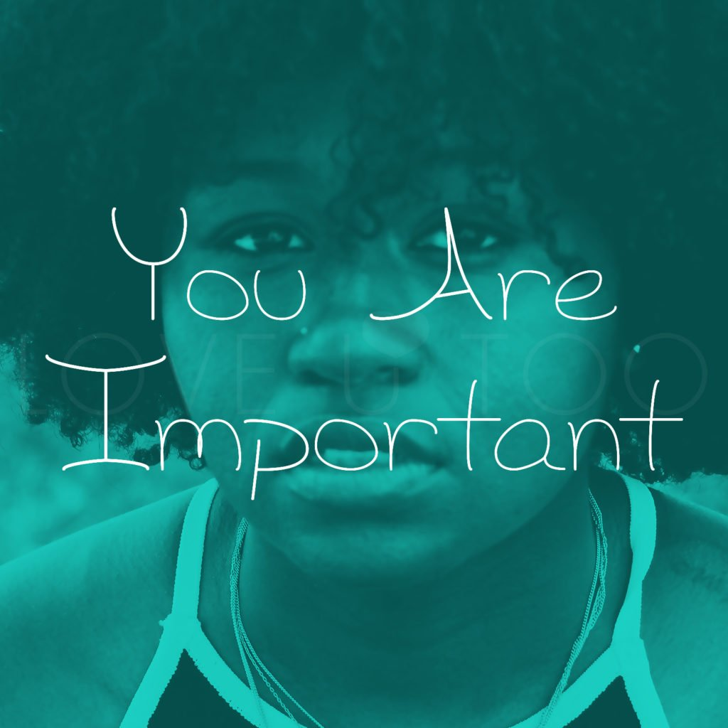 How you celebrate yourself is important. How you live your life is important. Going after what is best for you is important. | Love U Too - Self Love Inspiration