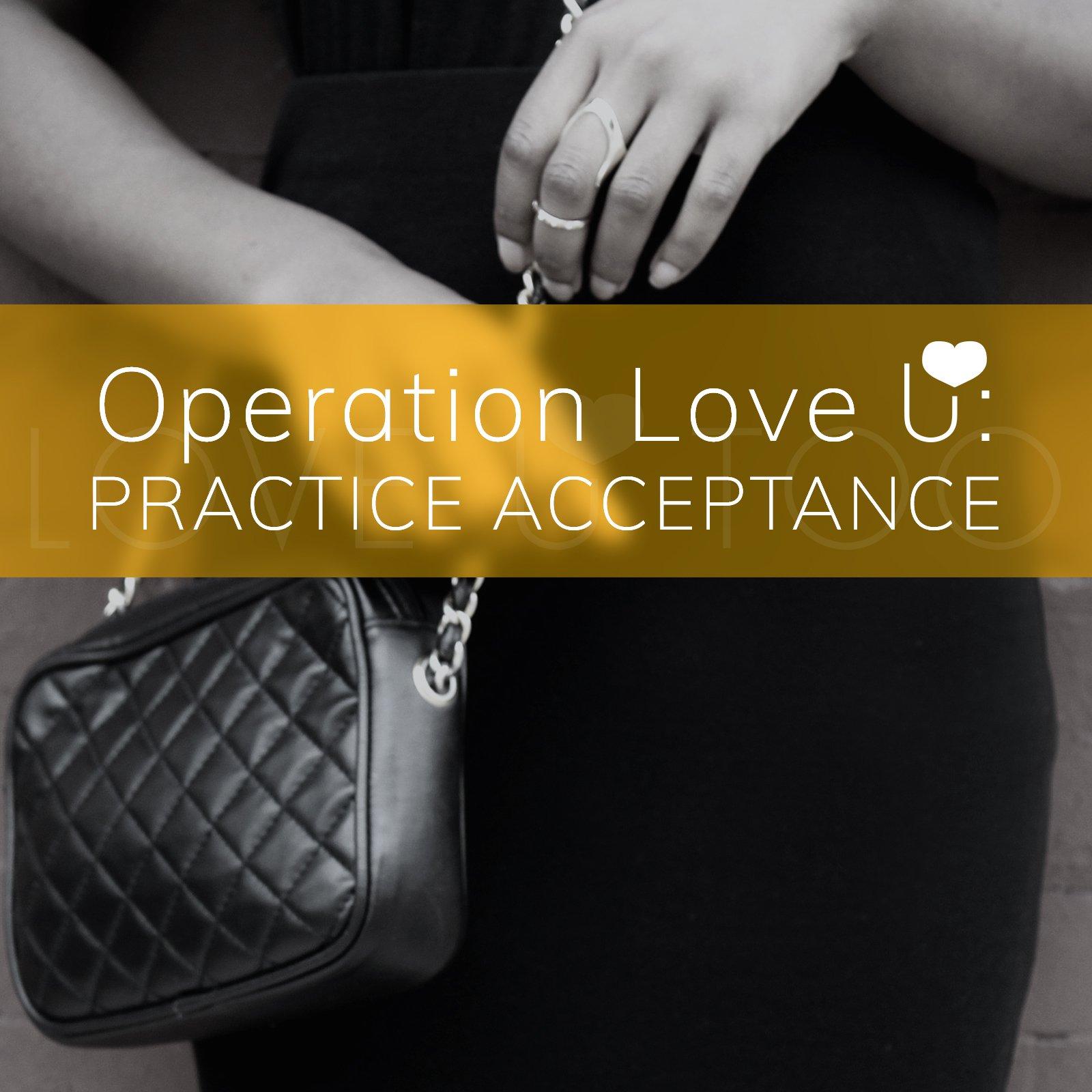 Practice Acceptance